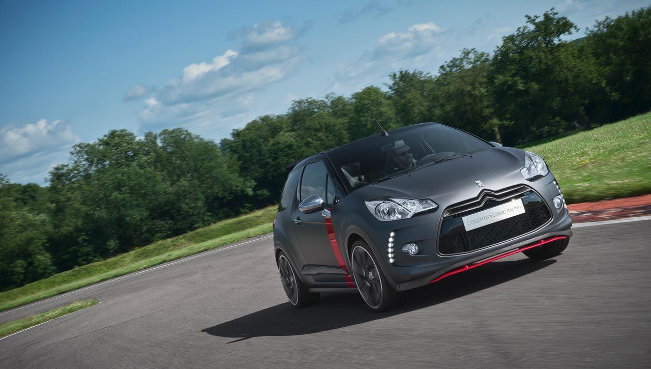 Foto de Citroën DS3 Cabrio Racing (1/13)