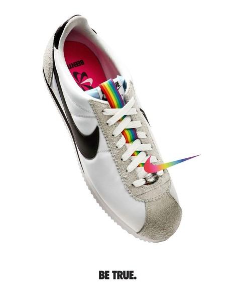 nike betrue lgtb arcoiris zapatillas deportivas