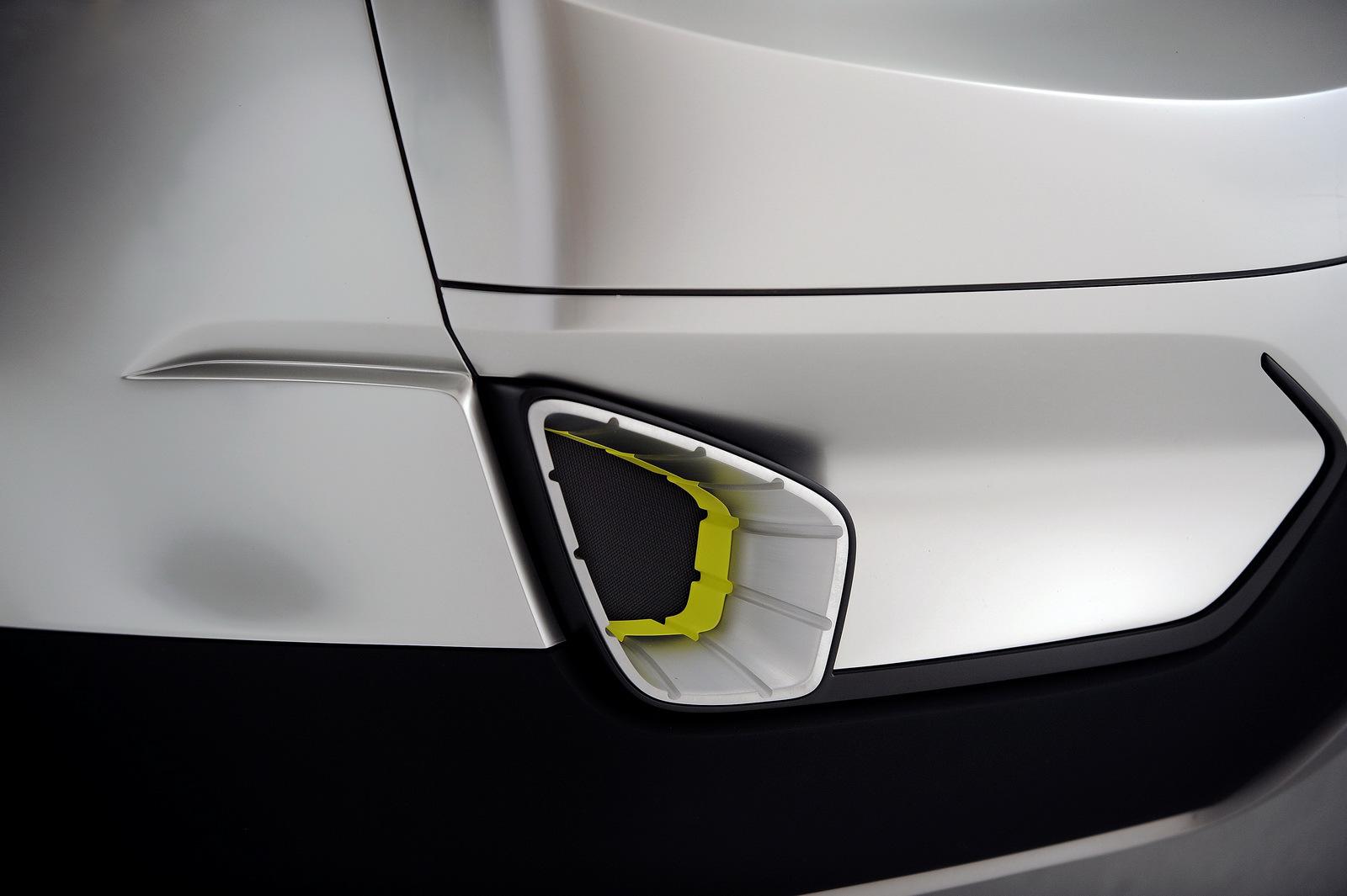 Foto de Hyundai Santa Cruz Crossover Truck Concept (9/12)
