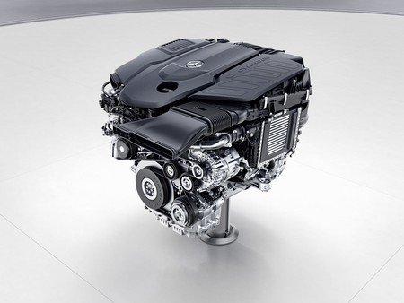Mercedes Engines 39