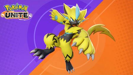 Guía de Zeraora en Pokémon Unite: conviértete en el rey de la jungla