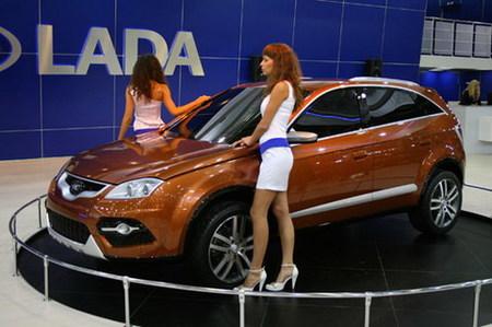 Lada C-Cross Concept: al fin y al cabo, Rusia no está tan mal