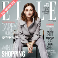 Elle UK: Carey Mulligan