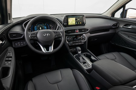 Hyundai Santa Fe 2019 Us Spec Se Present 243 En El Auto Show