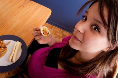 La diabetes gestacional se relaciona con el consumo de comida rápida