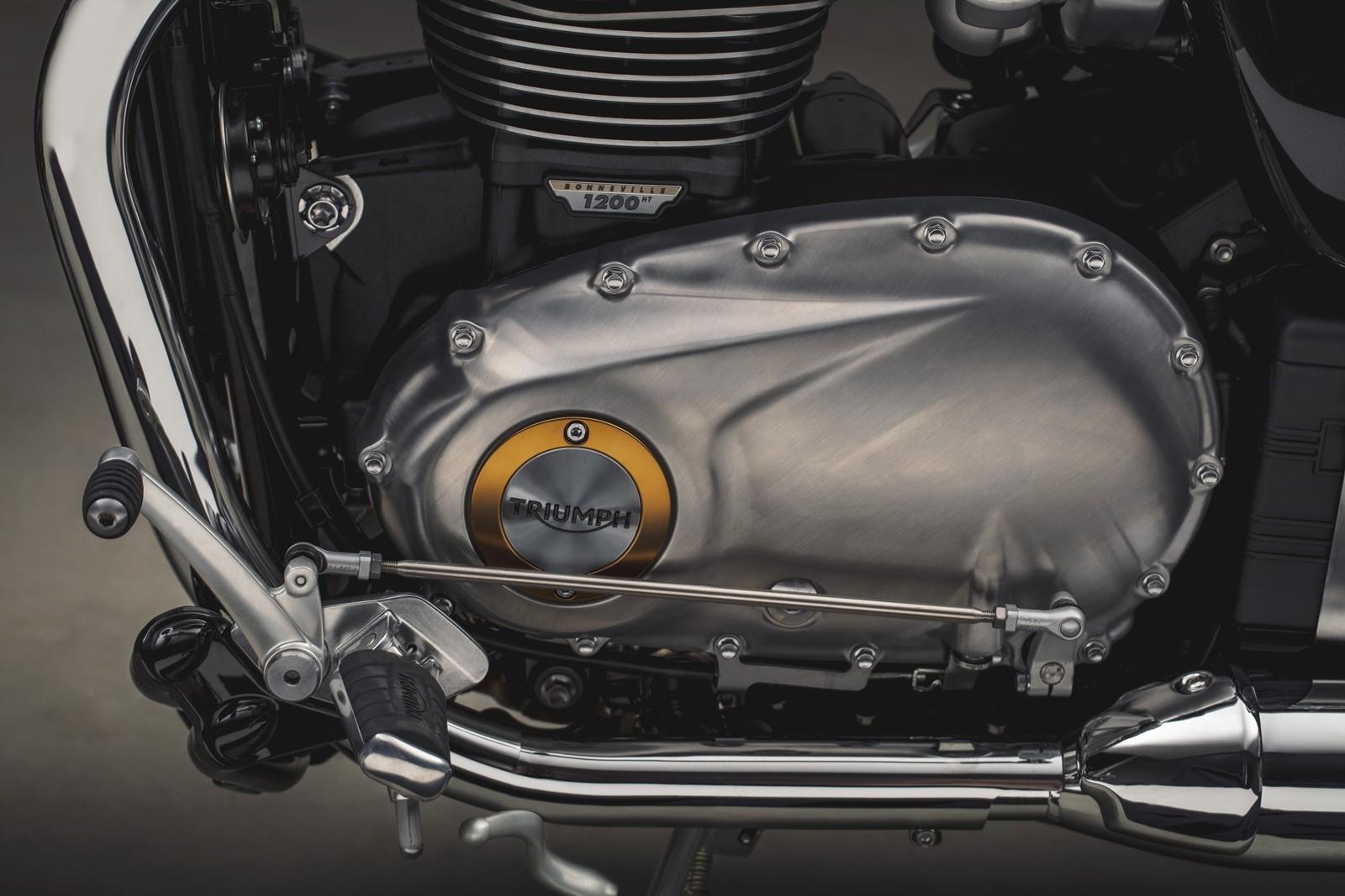 Foto de Triumph Bonneville Speedmaster 2018 (28/40)