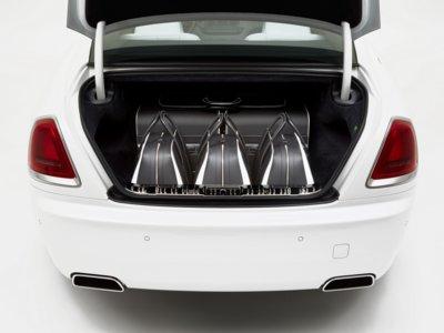 Rolls-Royce te ofrece este set de maletas de viaje por unos 40.000 euros