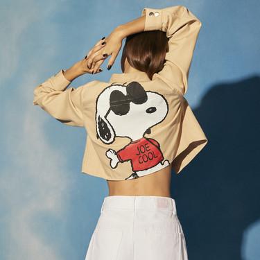 Snoopy es cool y crea tendencia: lo dicen las firmas de moda y nosotros lo ratificamos