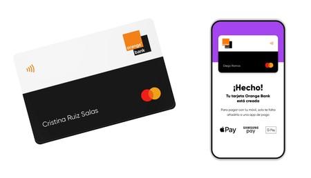 Orange Bank trae la primera tarjeta 100% móvil a España: sin número, CVC ni fecha de caducidad