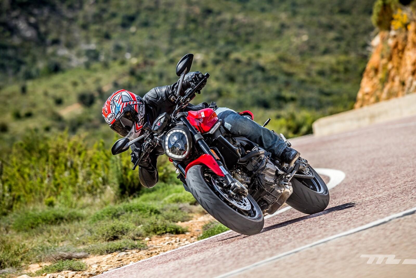 Foto de Ducati Monster 2021, prueba (32/38)