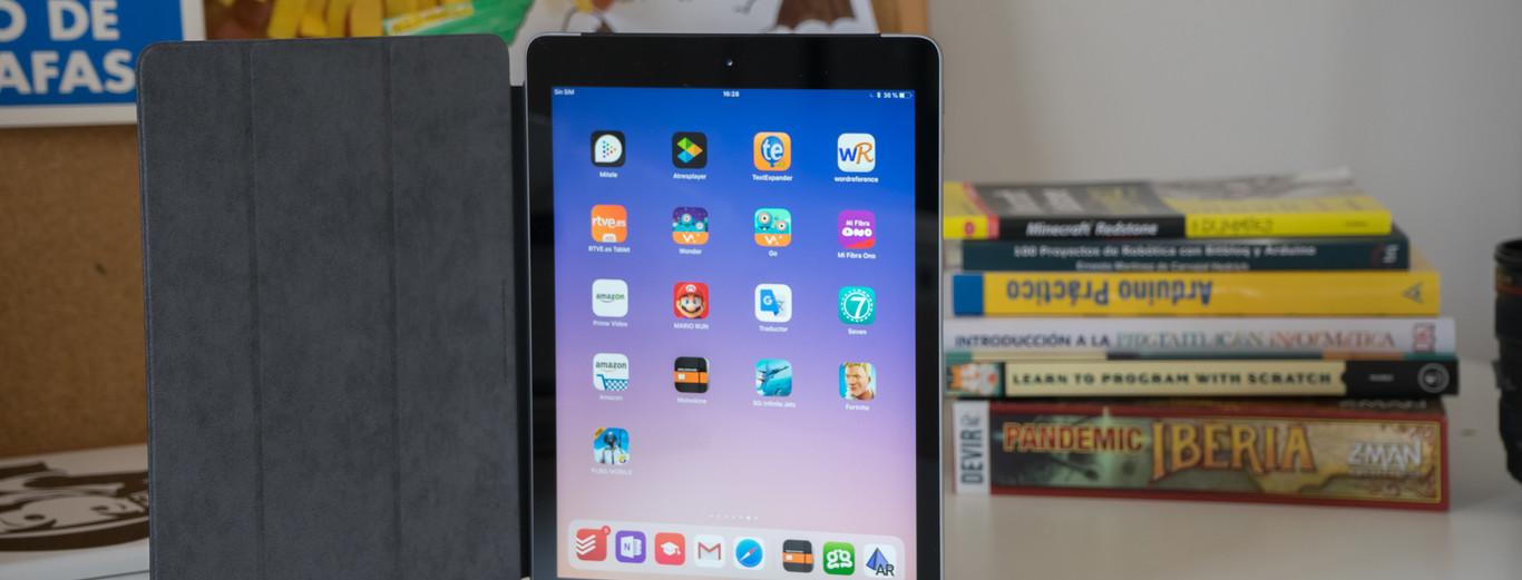 iPad (2018), análisis: Review con características, precio y ...