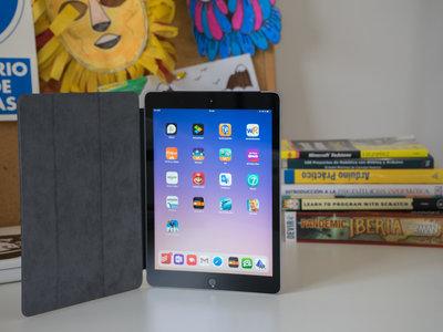 Nuevo iPad 2018, análisis: da igual cómo lo uses, es el mejor producto de Apple en relación calidad/precio