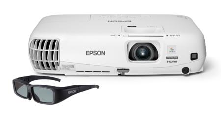 Epson W16 con gafas