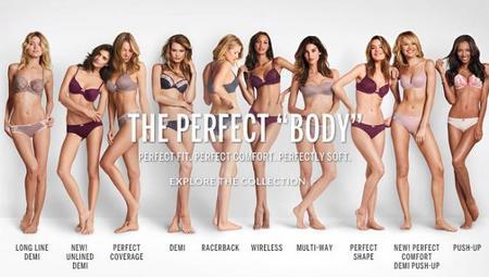 ¿Por qué nos molesta tanto el 'cuerpo perfecto' de Victoria's Secret?