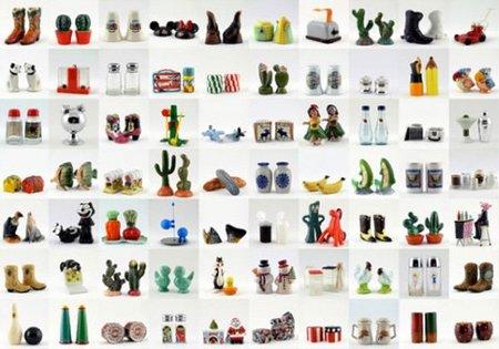 Saleros y pimenteros, la colección completa