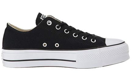 Converse Chuck Taylor Ctas Lift Ox Canvas Zapatillas Para Mujer