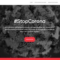 #StopCorona: las empresas españolas de Internet arriman el hombro para apoyar proyectos que ayudan a luchar contra la pandemia