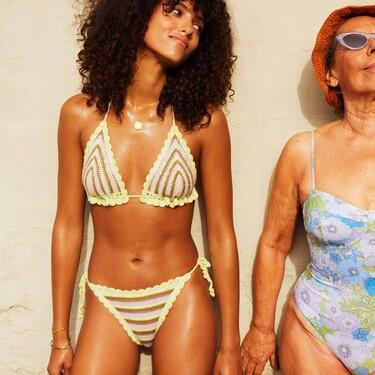 Las rebajas de Mango nos dejan con bikinis y bañadores perfectos para derrochar estilo en la playa por mucho menos