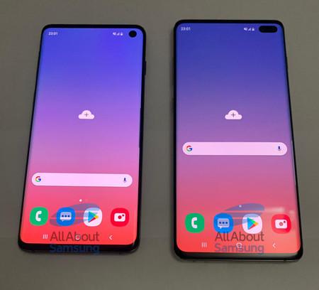 Los Samsung Galaxy S10 se filtran en nuevas fotos desde todos los ángulos: doble cámara para selfies, jack y tres lentes traseras