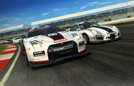 Real Racing 3 iOS disponible
