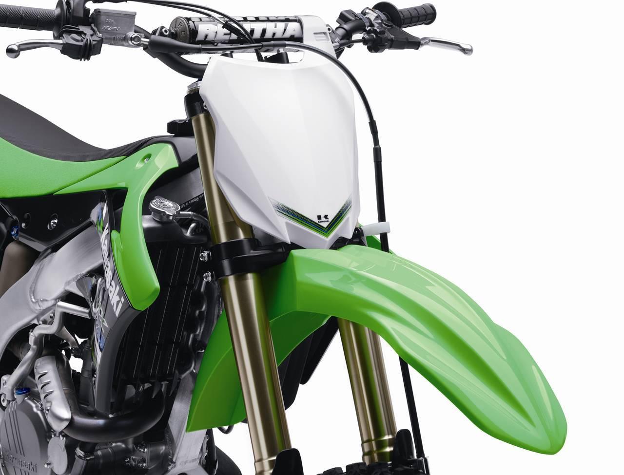 Nueva Kawasaki KX450F 2013: de la experiencia del AMA Supercross y Motocross a tu garaje (Detalles)