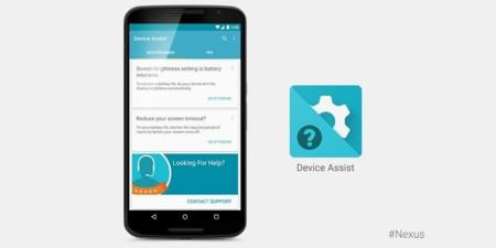 Google abandona su aplicación Device Assist