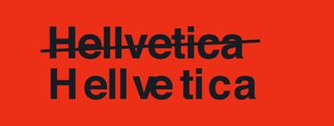 Hellvetica es una tipografía que causará terror a cualquier diseñador gráfico