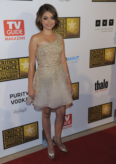 Critics Choice 2012