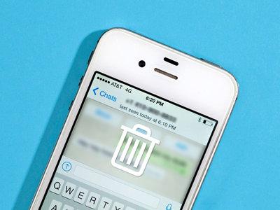 """WhatsApp está probando la esperada función """"borrar mensajes para todos"""""""