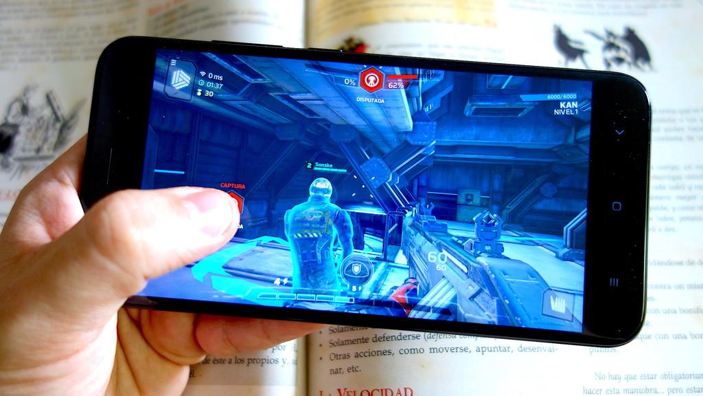 Xiaomi Mi 5x Rendimiento