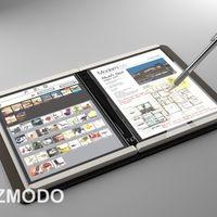 Andromeda es el nombre en clave bajo el que Microsoft puede desarrollar una tableta de doble pantalla plegable