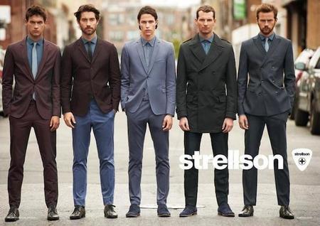 Los dioses de la moda escucharon nuestras plegarias: Strellson llega a México