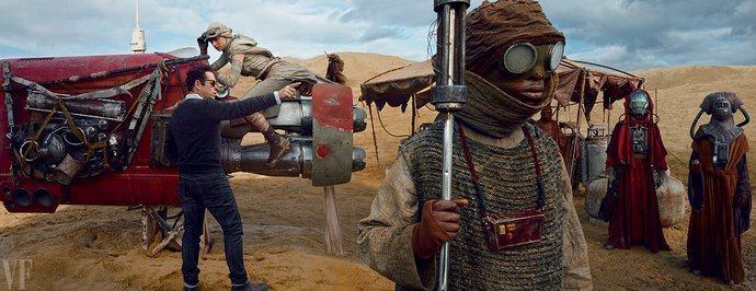 Foto de 'Star Wars VII: El Despertar de la Fuerza', nuevas imágenes oficiales (5/7)