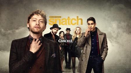'Snatch': la serie es un buen entretenimiento en la línea de la película original