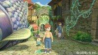 'Ni no Kuni'. Cinco minutos de pura magia Ghibli