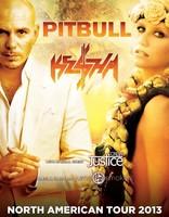 La unión hace la fuerza: Ke$ha se va de tour con Pitbull