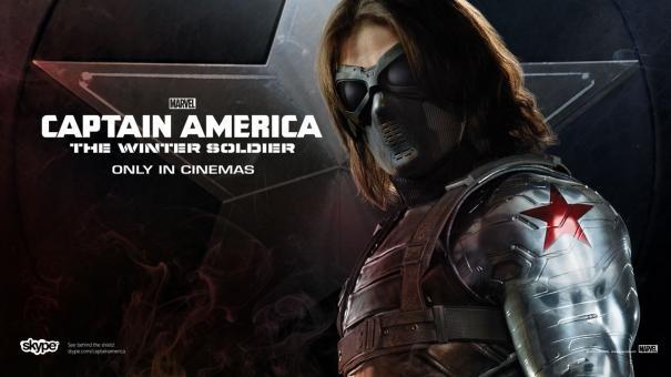 Foto de Carteles de 'Capitán América 2' (4/23)