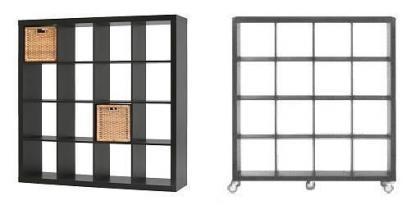 Consejos para ampliar el espacio en una estantería o librería (I)