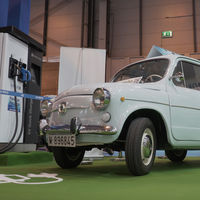 El SEAT e600 eléctrico se llamará finalmente e601 y costará más de 30.000 euros para 150 km de autonomía