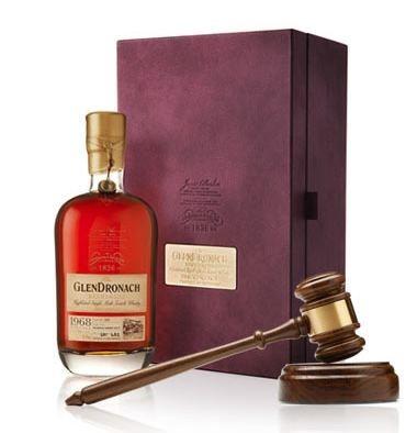 """""""The angel's share"""" el único whisky que no encontrarás en la subasta online Auction Whisky"""