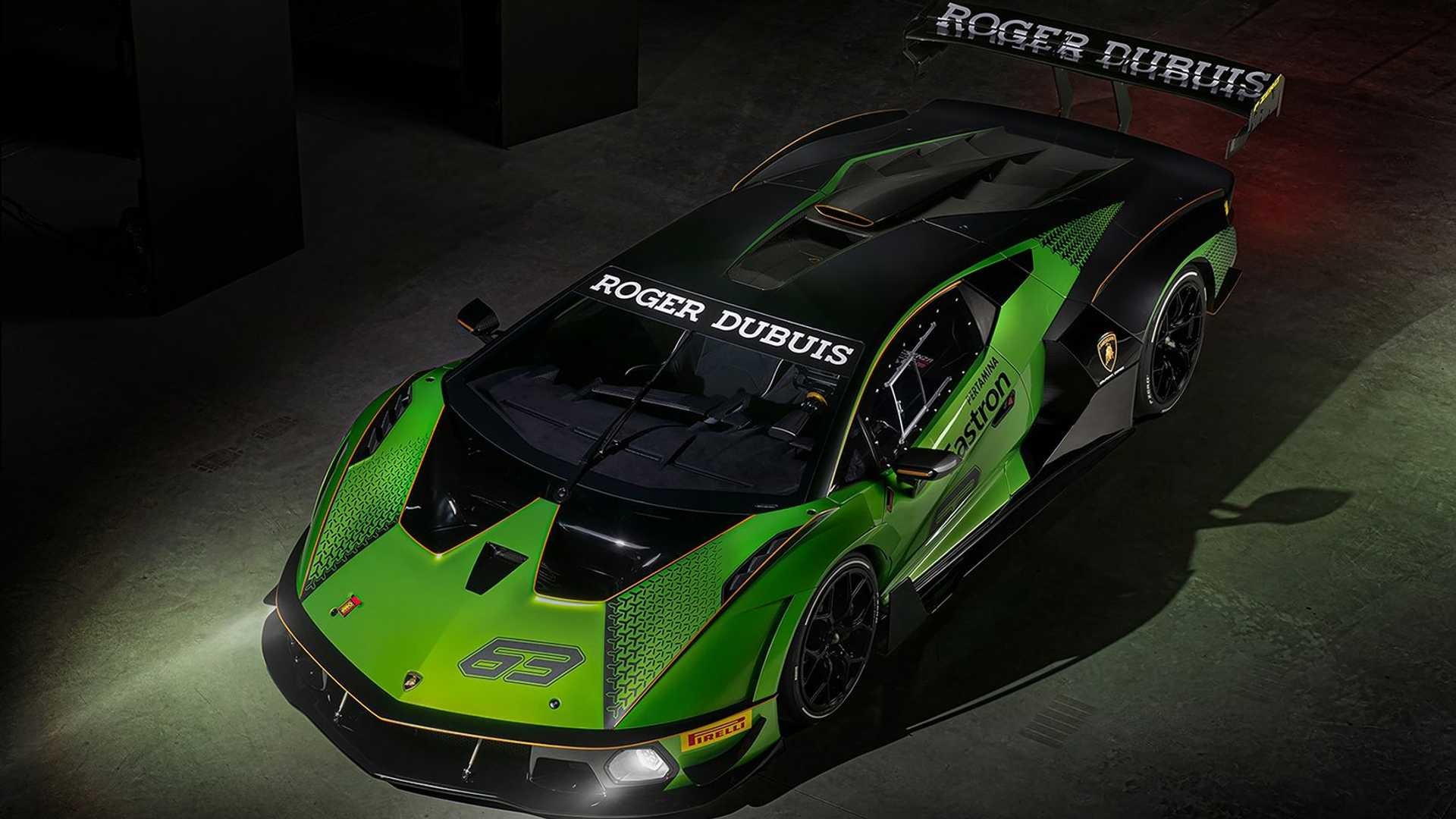 Foto de Lamborghini Essenza SCV12 (14/15)