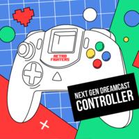 Este rediseño del mando de Dreamcast no solo está por encima de la nostalgia, también ha arrasado en Kickstarter