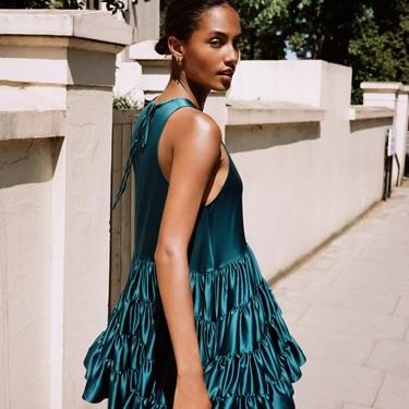 Zara tiene en su nueva colección los 17 vestizados más ideales para estrenar en las cenas de verano más especiales