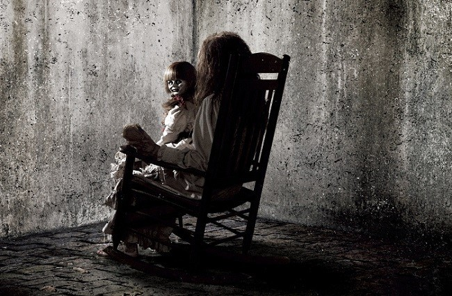 Cartel de 'Expediente Warren: The Conjuring'