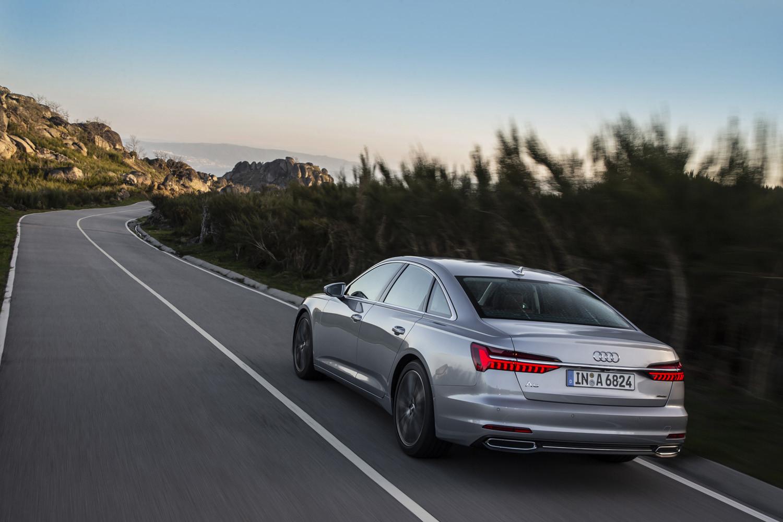 Foto de Audi A6 2018, toma de contacto (43/118)