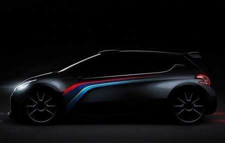Peugeot saca su vena más nostálgica para presentar el 208 R5