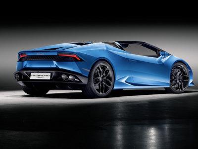"""Lamborghini Huracán LP 610-4 Spyder: ahora entendemos lo de """"el cielo no volverá a ser el mismo"""""""