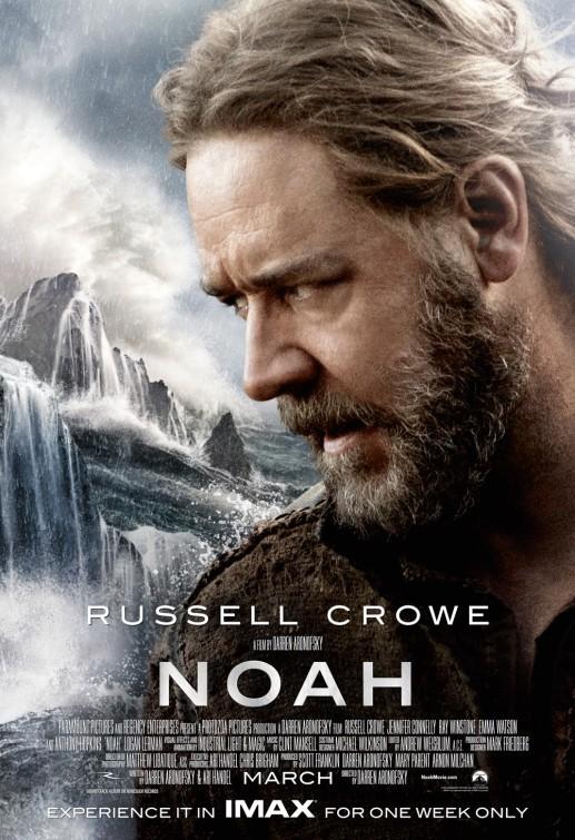 Foto de Carteles de la película 'Noé' (13/13)