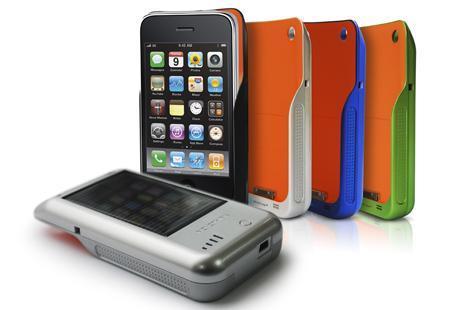 Si tu iPhone se queda sin batería, ponlo al sol