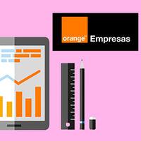 Orange estrena las nuevas tarifas Love Empresa con datos ilimitados y 300 Mbps de fibra simétrica